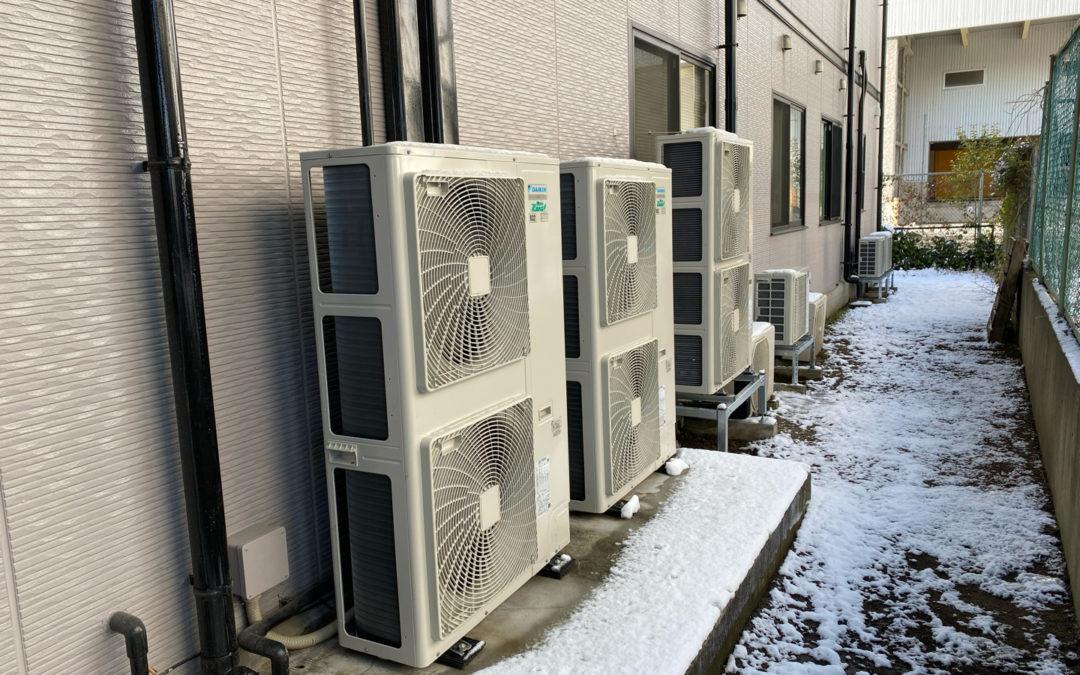 空調工事・施工事例1