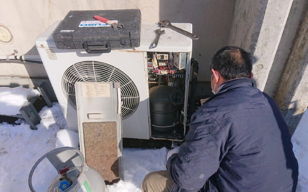 空調工事・施工事例6